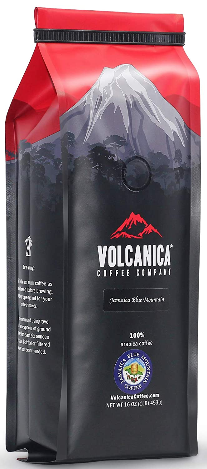 Volcanica Jamaican Blue Mountain Coffee