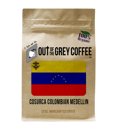 Out of the Grey Coffee, Consurca Colombian Medellin