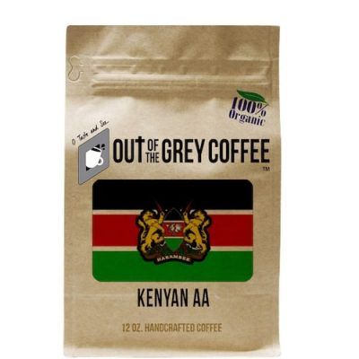 Out of the Grey, Kenya AA Coffee