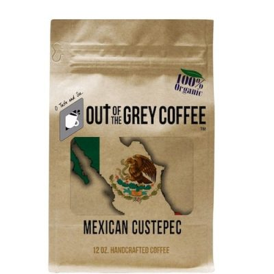 Out of the Grey, Mexican Custepec SHG Coffee