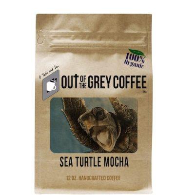 SEA TURTLE MOCHA - FLAVORED ORGANIC COFFEE