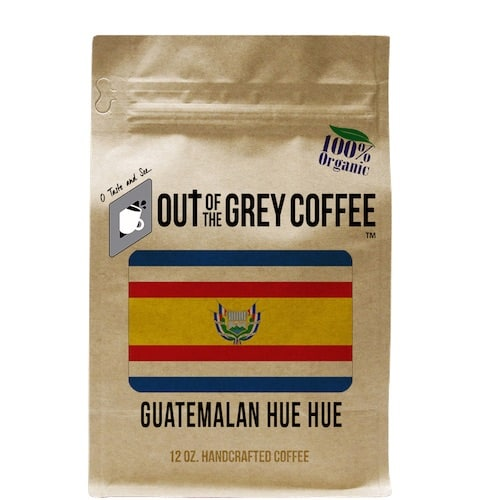 SINGLE ORIGIN - GUATEMALAN ASOBAGRI HUE HUE TENANGO SHB - ORGANIC COFFEE