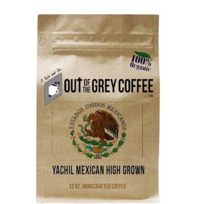 SINGLE ORIGIN - YACHIL XOJOBAL CHU'LCHAN MEXICAN HIGH GROWN - ORGANIC COFFEE