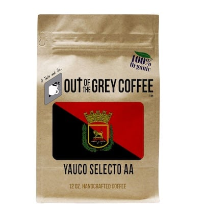 SINGLE ORIGIN - YAUCO SELECTO AA PUERTO RICAN - ORGANIC COFFEE