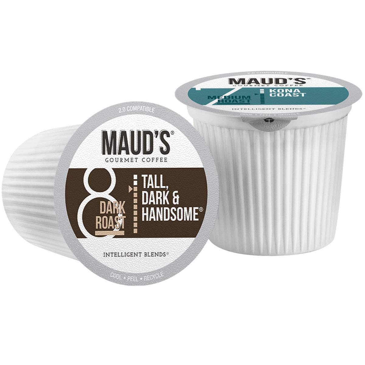 Mauds coffee pods