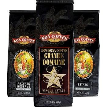 kona koa coffee