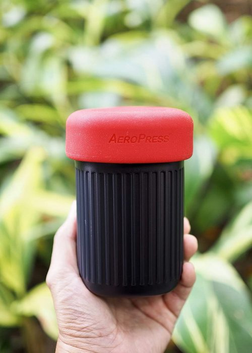 AeroPress Go Cup
