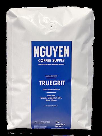 TRUEGRIT Nguyen Coffee Supply